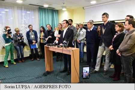 Orban: Suntem dispuși la toate formele de protest legale pentru a împiedica orice lovitură dată justiției