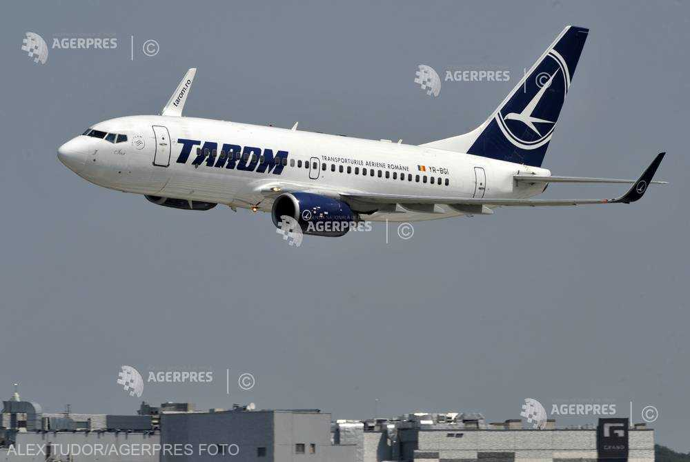 Compania TAROM va începe din 11 iunie operarea rutei Iaşi-Cluj şi retur