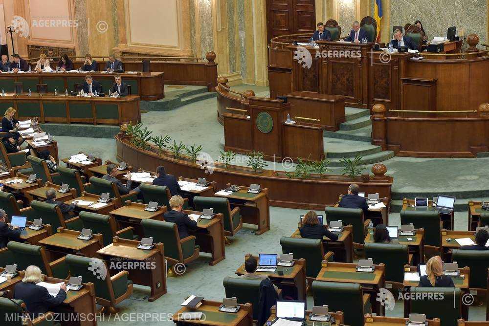 Senat: Proiectul lui Băsescu referitor la desfiinţarea Academiei de Ştiinţe ale Securităţii Naţionale, adoptat