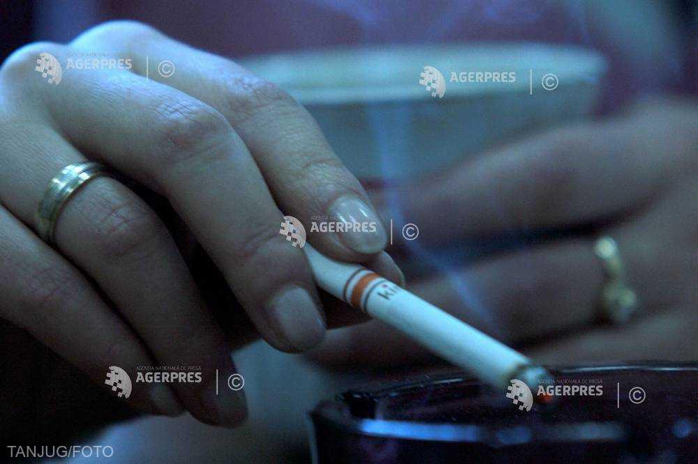 Mureş: Cercetările despre fenomenul fumatului, derulate în premieră naţională, vor fi publicate într-o carte