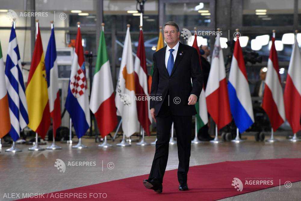 RETROSPECTIVĂ 2017 Iohannis - al 3-lea an de mandat: critici la adresa Guvernului - de la 'ţopăiala fiscală' la legile Justiţiei