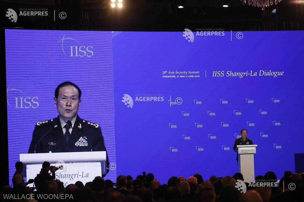 China nu va renunţa la forţă în reunificarea cu Taiwanul (ministru)