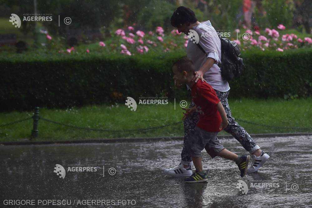 Prognoză specială - Bucureşti: Vreme în general frumoasă, cu scurte perioade de instabilitate atmosferică, până marţi dimineaţa