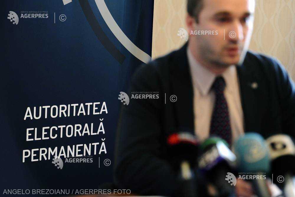 AEP: Partidele politice au primit subvenţii de peste 60 de milioane de lei în luna septembrie