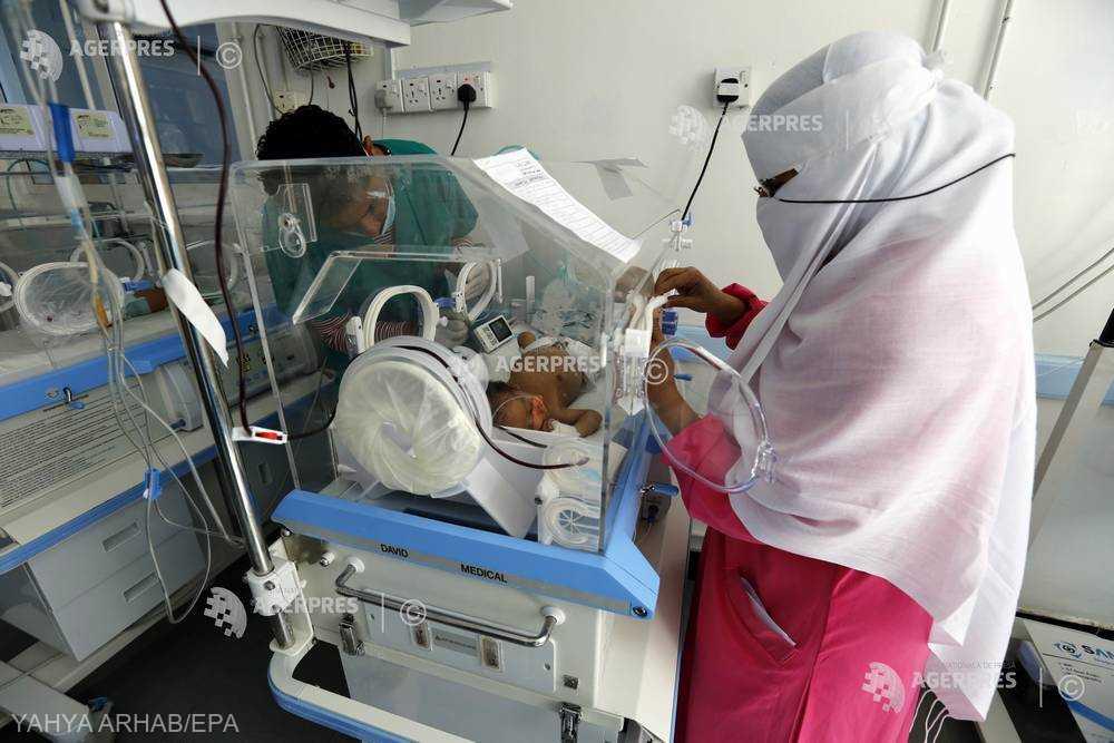 În jur de 395.000 de naşteri vor avea loc în lume în prima zi a noului an, anunţă UNICEF