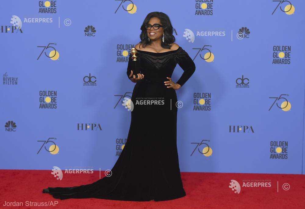 DOCUMENTAR: Oprah Winfrey, celebra moderatoare TV, împlineşte 65 de ani