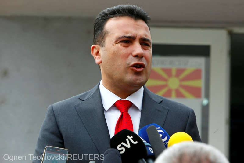 Macedonia: Zi crucială în parlament privind schimbarea numelui ţării