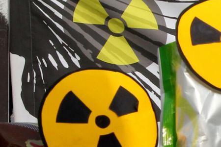 Radiații într-un spațiu depozitare a deșeurilor nucleare în SUA