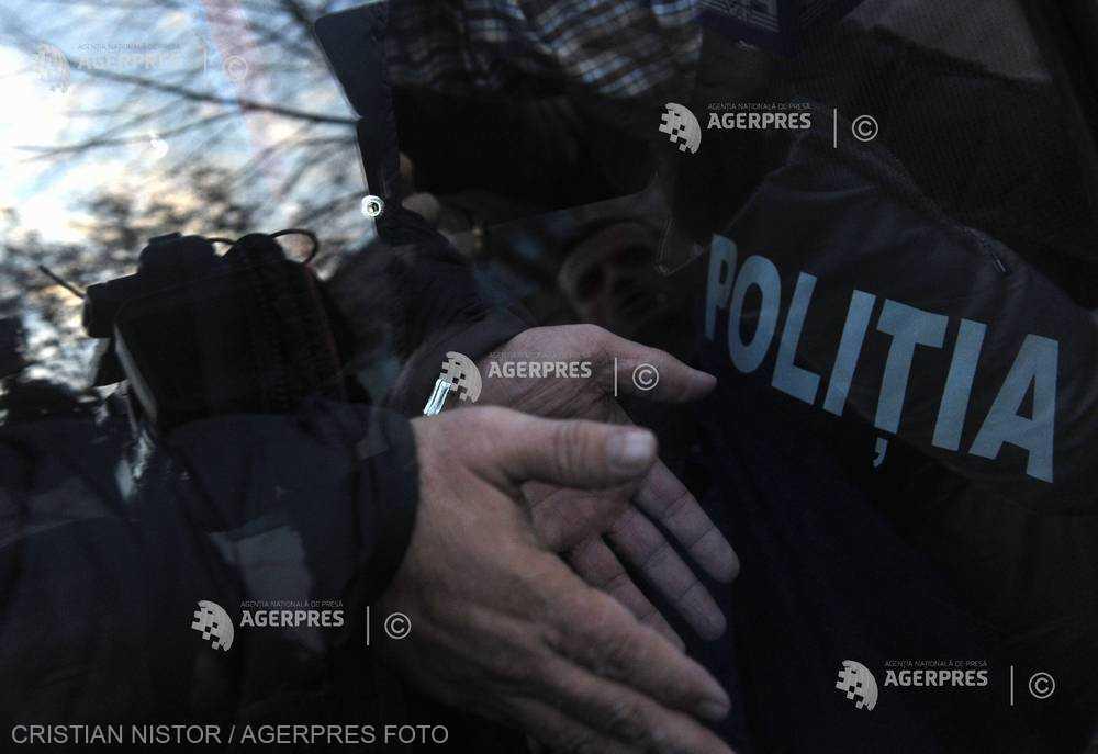 Maramureş: Poliţist de frontieră, arestat preventiv pentru luare de mită şi trafic de influenţă