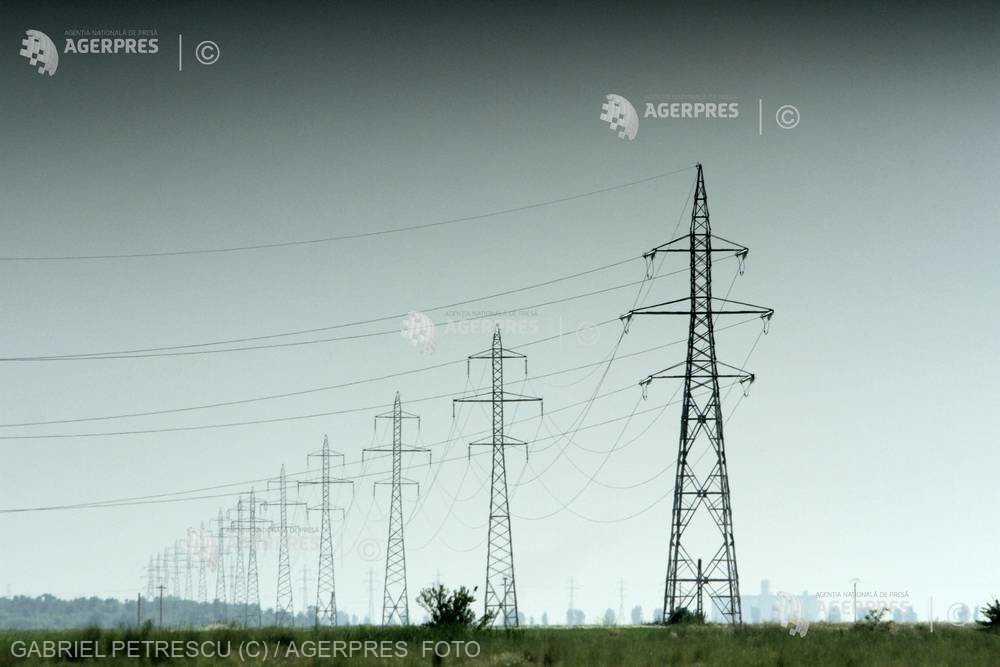 Preţul energiei electrice pe bursă a atins miercuri cel mai mare nivel din acest an