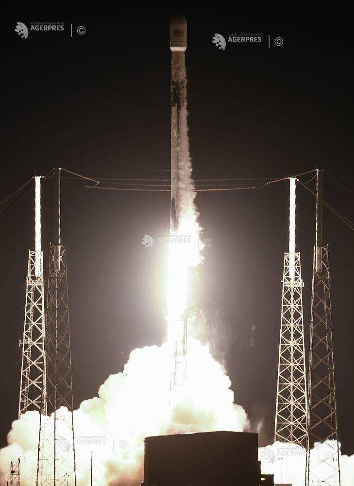 Primul zbor SpaceX care va transporta astronauţi către ISS, programat pentru iunie 2019 (NASA)