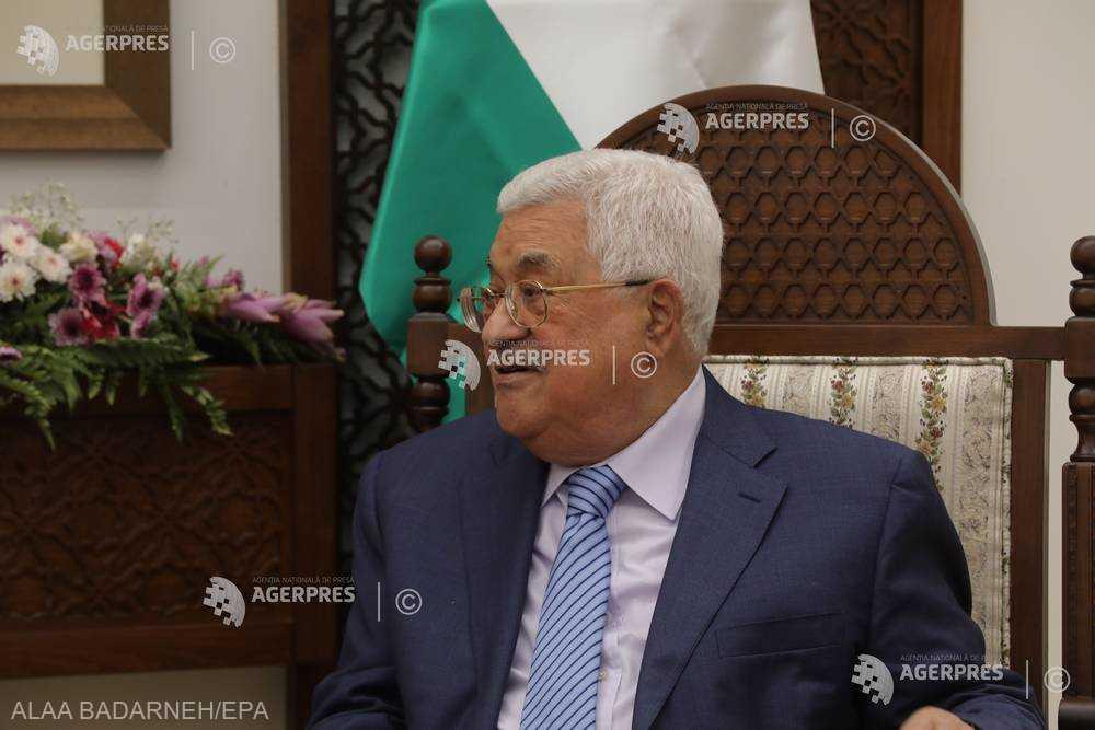 Statele Unite le-au propus palestinienilor o confederaţie cu Iordania, susţine o sursă israeliană