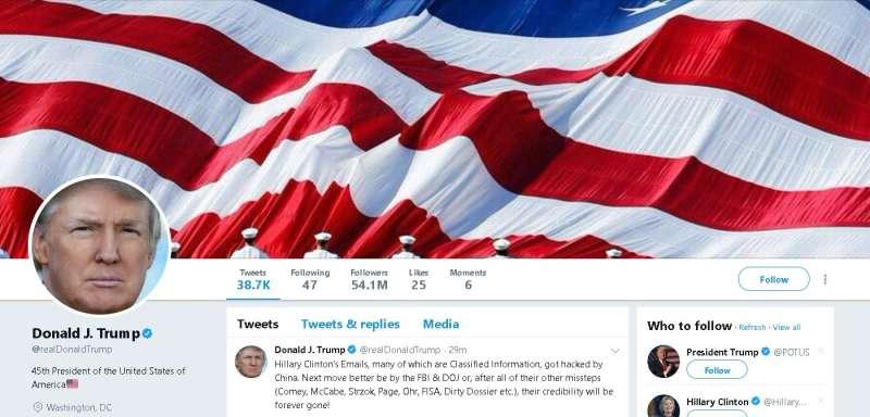 Donald Trump deblochează mai mulţi utilizatori de Twitter în urma unei sentinţe judecătoreşti