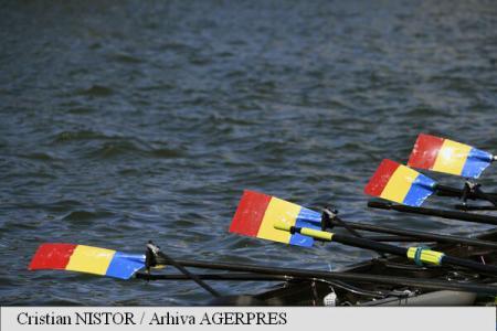 Canotaj: Opt medalii de aur pentru România, la Europenele Under-23