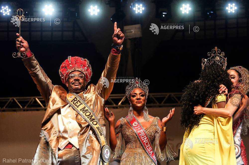 Carnavalul de la Rio, ediţia 2018