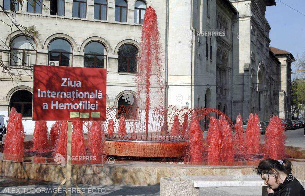 Ziua internaţională a hemofiliei