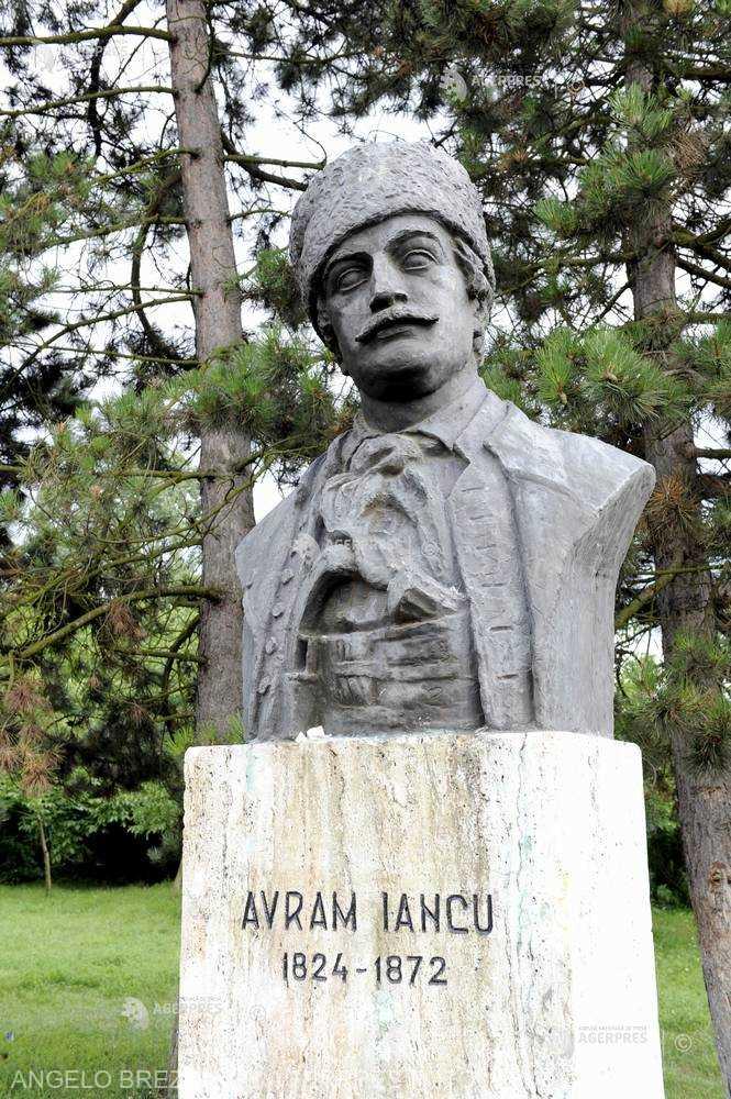 REVOLUŢIA DE LA 1848, 170 DE ANI: Avram Iancu, conducător al Revoluţiei române din Transilvania