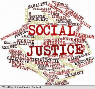 Ziua mondială a justiției sociale
