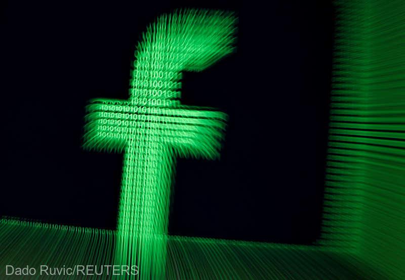 Facebook a încărcat 'până la 1,5 milioane de adrese de e-mail' ale utilizatorilor, fără consimţământul acestora
