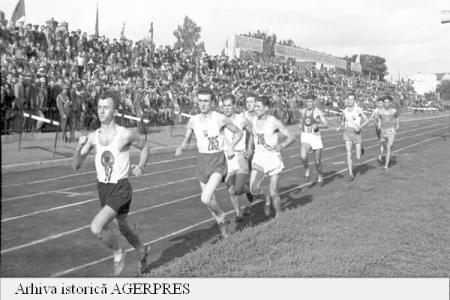 DOCUMENTAR ÎN IMAGINI: Balcaniada de Atletism de la București (1947)