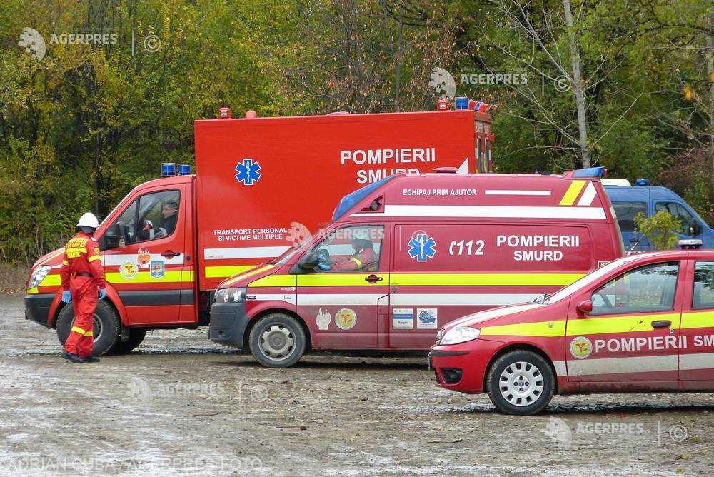Arad: Serviciile SMURD de la Nădlac şi Vinga, în pericol de a fi desfiinţate din lipsă de fonduri