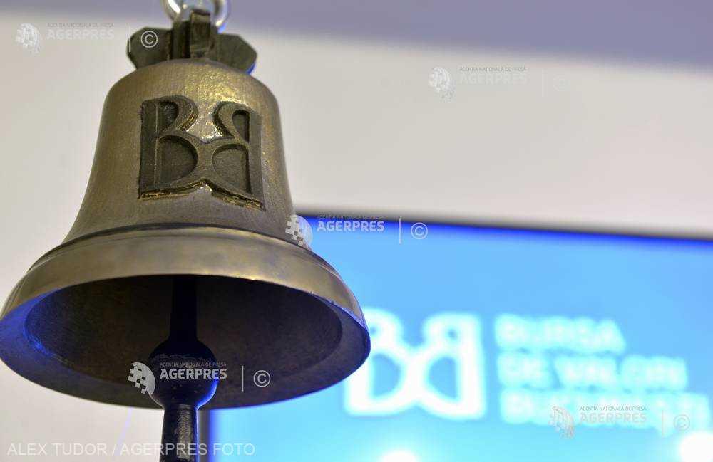 BVB: Valoarea tranzacţiilor pe piaţa reglementată scade cu 8,5% în această săptămână
