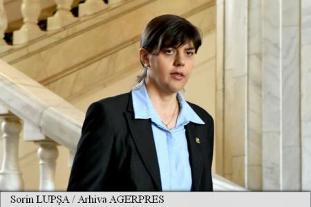 Kovesi este așteptată pentru audieri la Comisia de anchetă privind prezidențialele din 2009