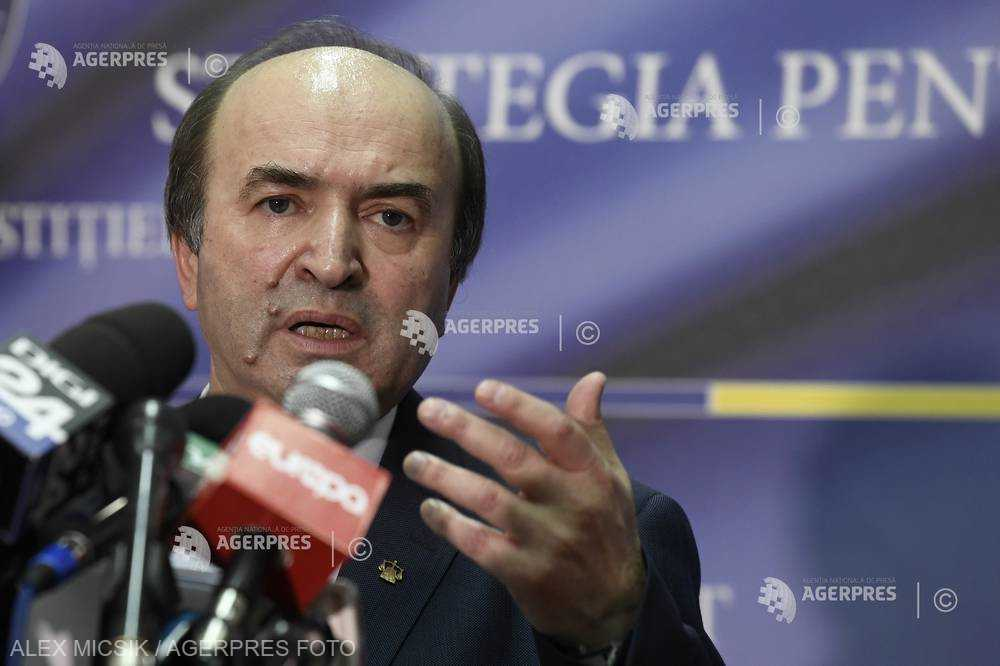 Toader anunţă că până miercuri Ministerul Justiţiei va da un punct de vedere pe modificarea Codurilor penale