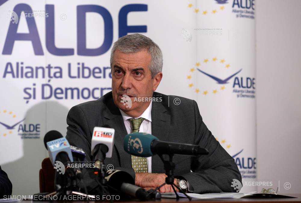 Tăriceanu, despre candidaturile ALDE pentru alegerile europarlamentare: Sunt şase criterii pe care le avem în vedere