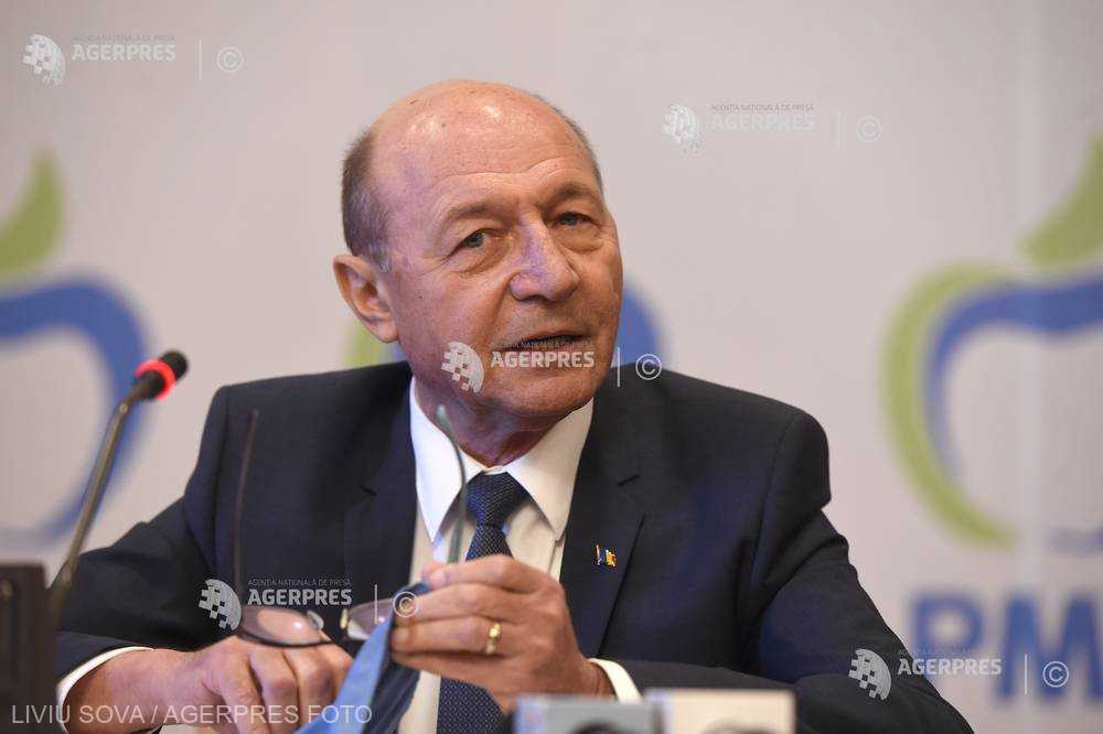 Băsescu: Dacă eu am creat