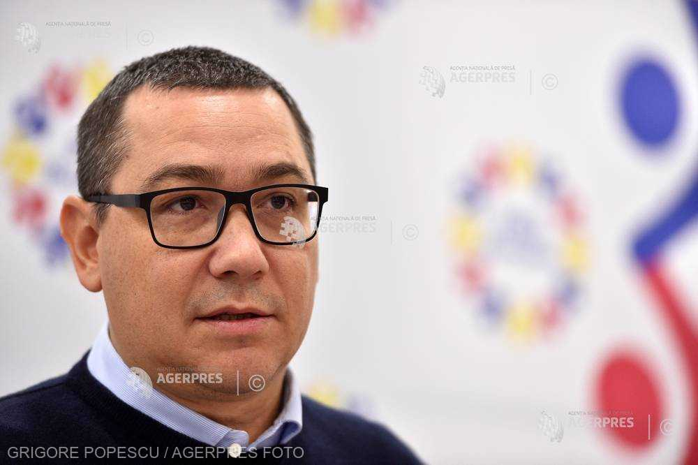 Ponta: Dacă Tăriceanu se desprinde de Dragnea, el m-a susţinut în 2014, pot să-l susţin şi eu