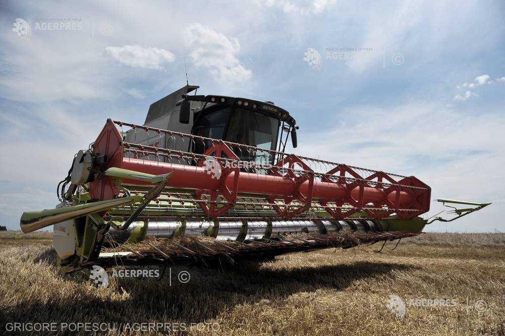 RETROSPECTIVĂ 2018 România urcă în acest an pe locul trei în Uniunea Europeană la producţia de cereale
