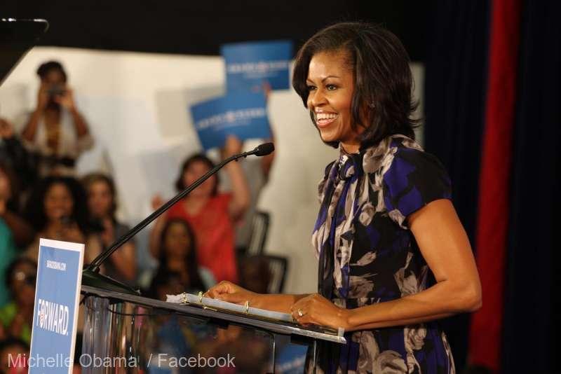 O PERSONALITATE PE ZI: Michelle Obama