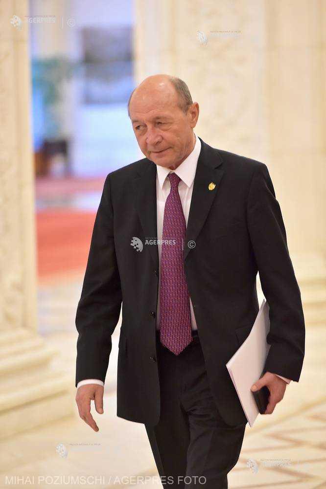 Partidul Socialiştilor de la Chişinău cere ca Traian Băsescu să fie declarat persona non-grata în Republica Moldova