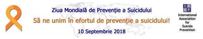 Ziua mondială pentru prevenirea suicidului