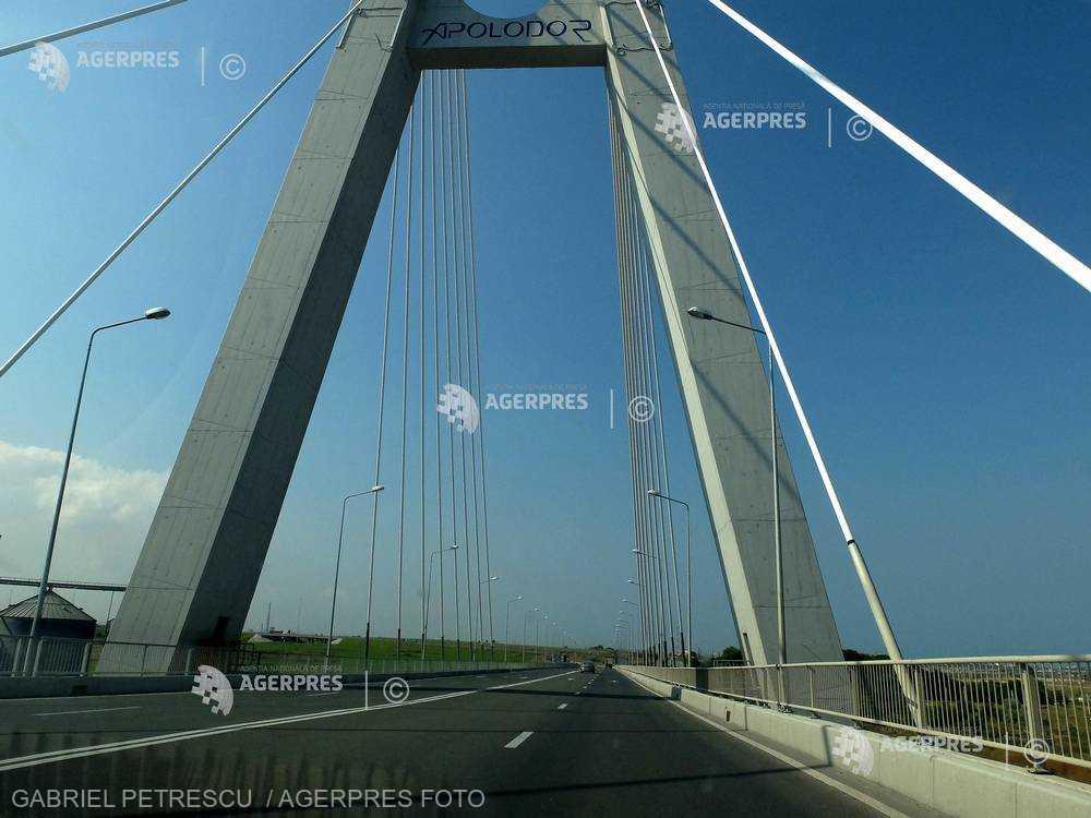 Lucrări la podul Agigea; circulaţie restricţionată
