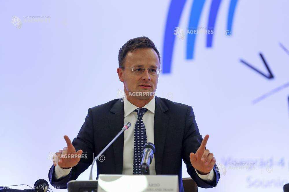 Szijjarto: Ungaria nu va susţine eventuale sancţiuni ale UE contra Poloniei