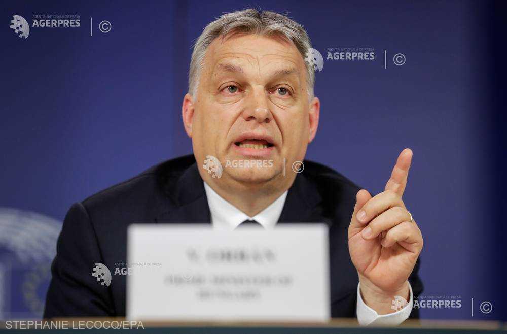 Ungaria: Premierul Viktor Orban atacă UE după suspendarea partidul său din PPE (presă)