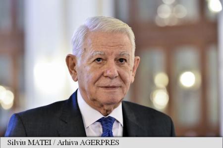 Meleșcanu: Până la următoarele alegeri ar trebui găsită o soluție care să ofere o mai bună legitimitate primarilor