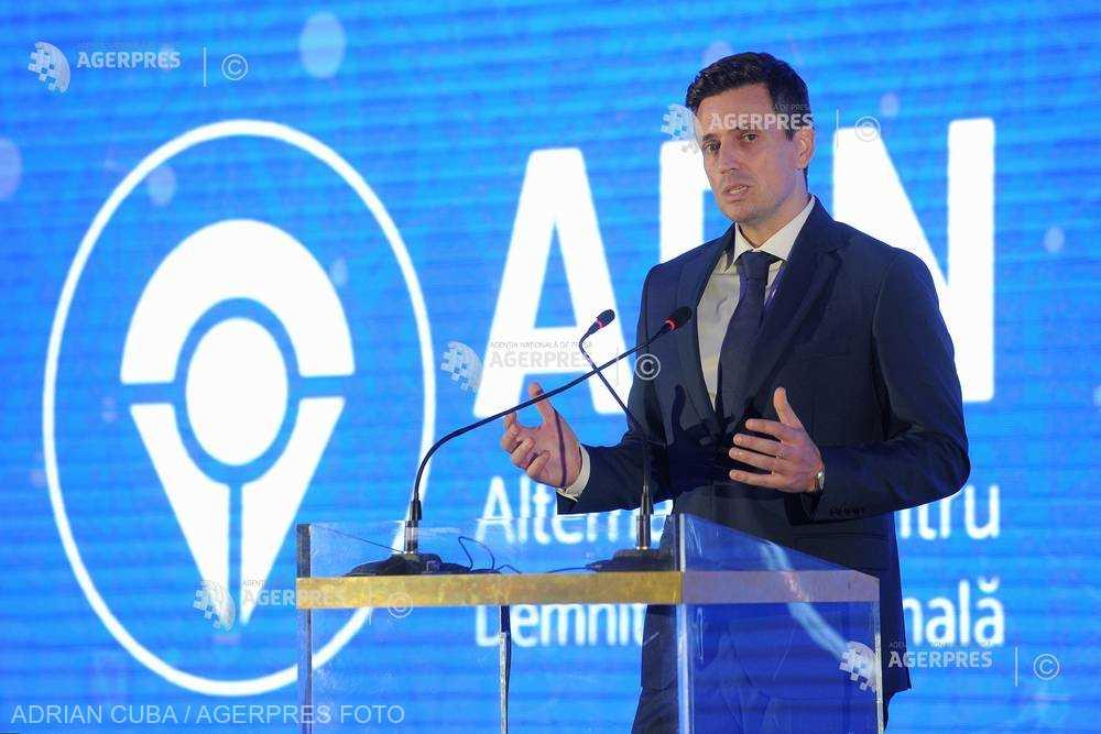 CORECTURĂ Cãtãlin Ivan a lansat Alternativa pentru Demnitate Naţională, un nou tip de construcţie politică