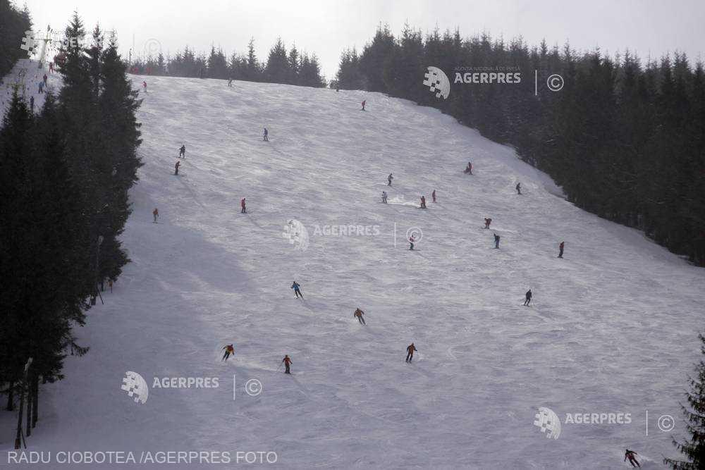 Alba: Zăpadă ''excelentă'' pe pârtiile de la Şureanu şi Arieşeni