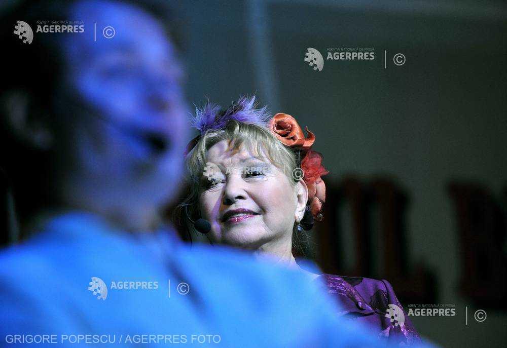 DOCUMENTAR: Actriţa Rodica Popescu-Bitănescu împlineşte 80 de ani