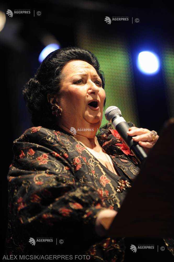 A murit soprana spaniolă Montserrat Caballé (fişă biografică)