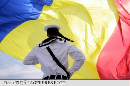 Peste 12.000 de spectatori au participat la spectacolul oferit de Forțele Navale Române de Ziua Marinei, la Constanța