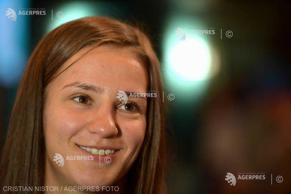 Caraş-Severin: Luptătoarea Alina Vuc va primi titlul de Cetăţean de onoare al judeţului