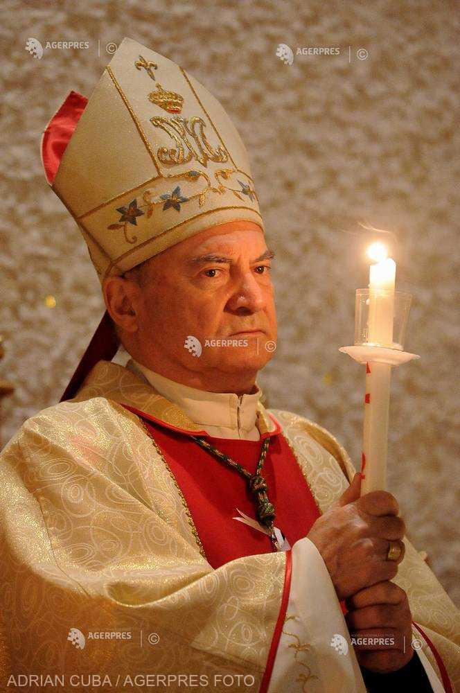 Episcopul Petru Gherghel: Sfântul Părinte este ca un tată care vine să îşi viziteze fii