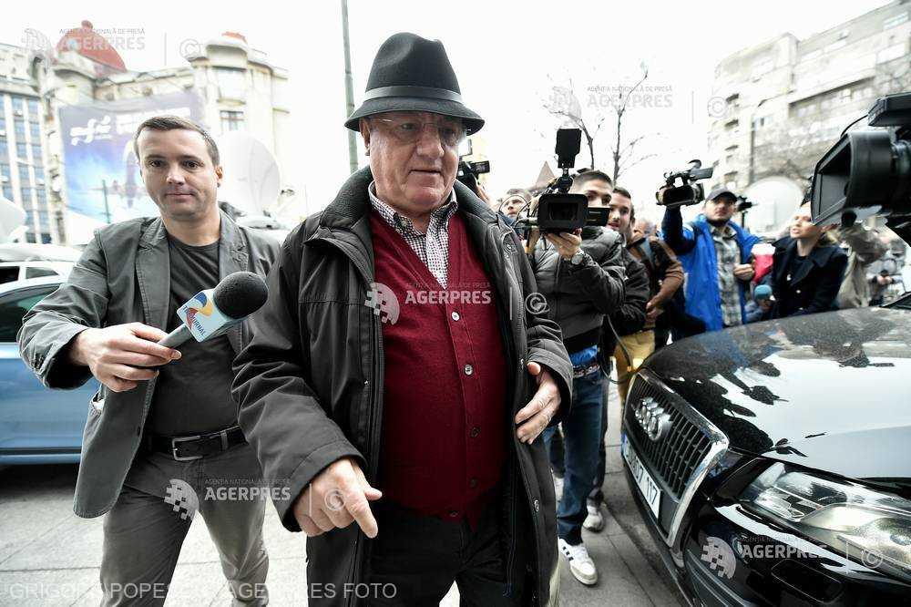Dumitru Dragomir - achitat în dosarul drepturilor de televizare a meciurilor de fotbal; decizia este definitivă