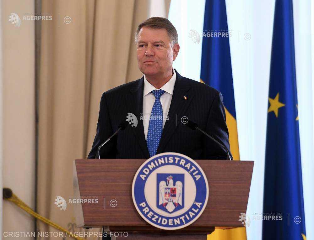 Preşedintele Iohannis transmite un salut călduros musulmanilor din România, cu ocazia postului Ramadan