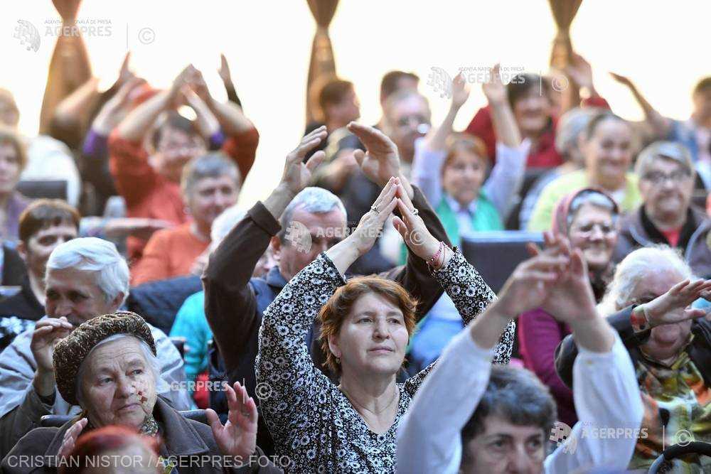 Activitatea fizică la persoanele vârstnice ar putea combate efectele demenţei (studiu)