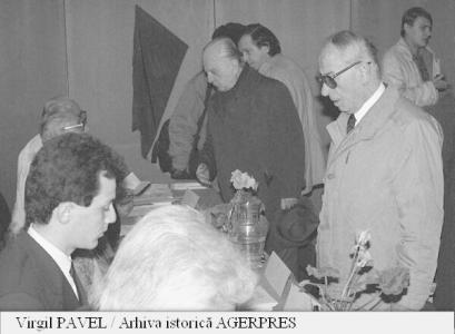 25 de ani de la referendumul național pentru adoptarea Constituției României din 1991